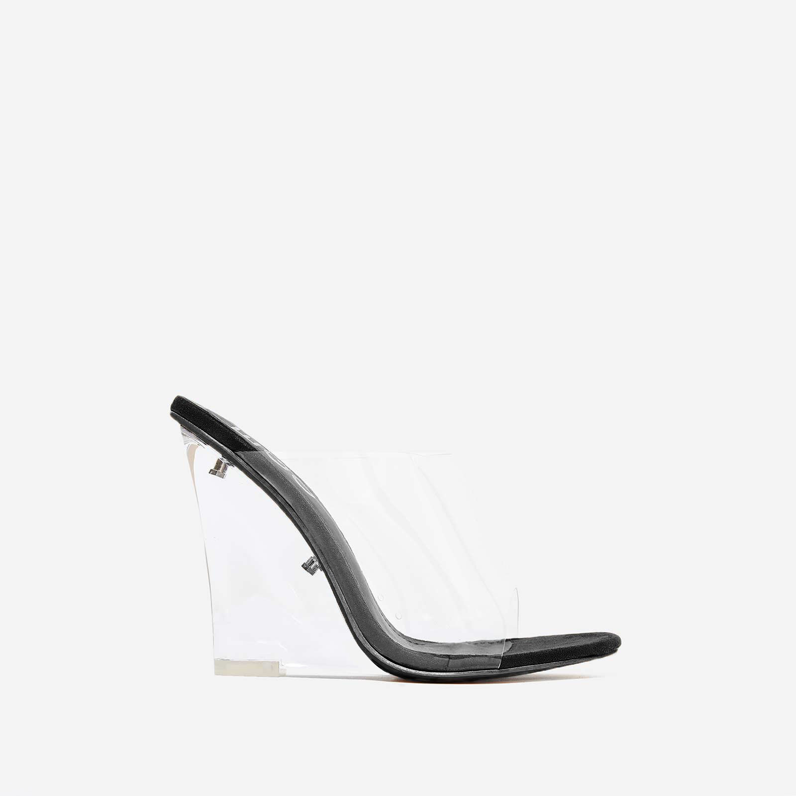 Womens Perspex Heels Shoes Ego Shoes