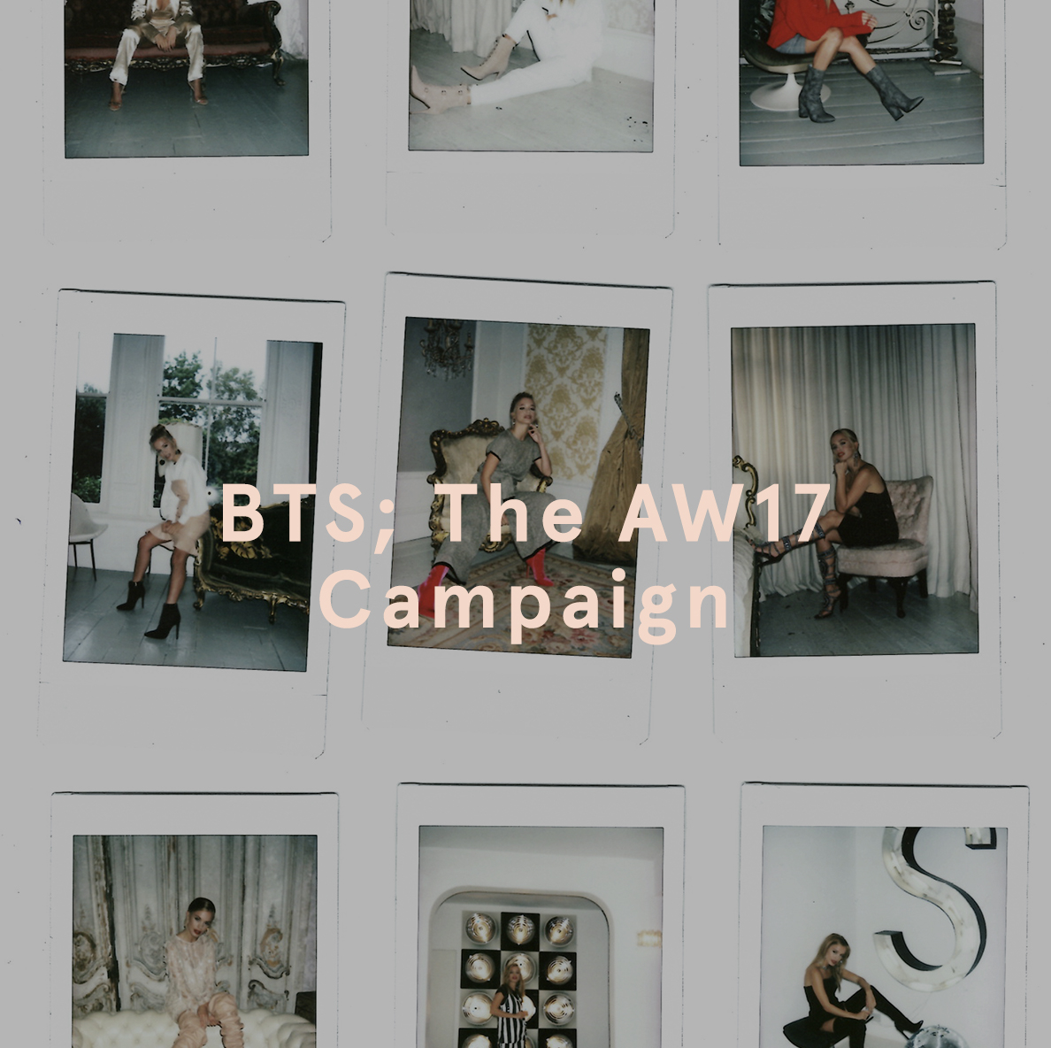 AW17 Campaign