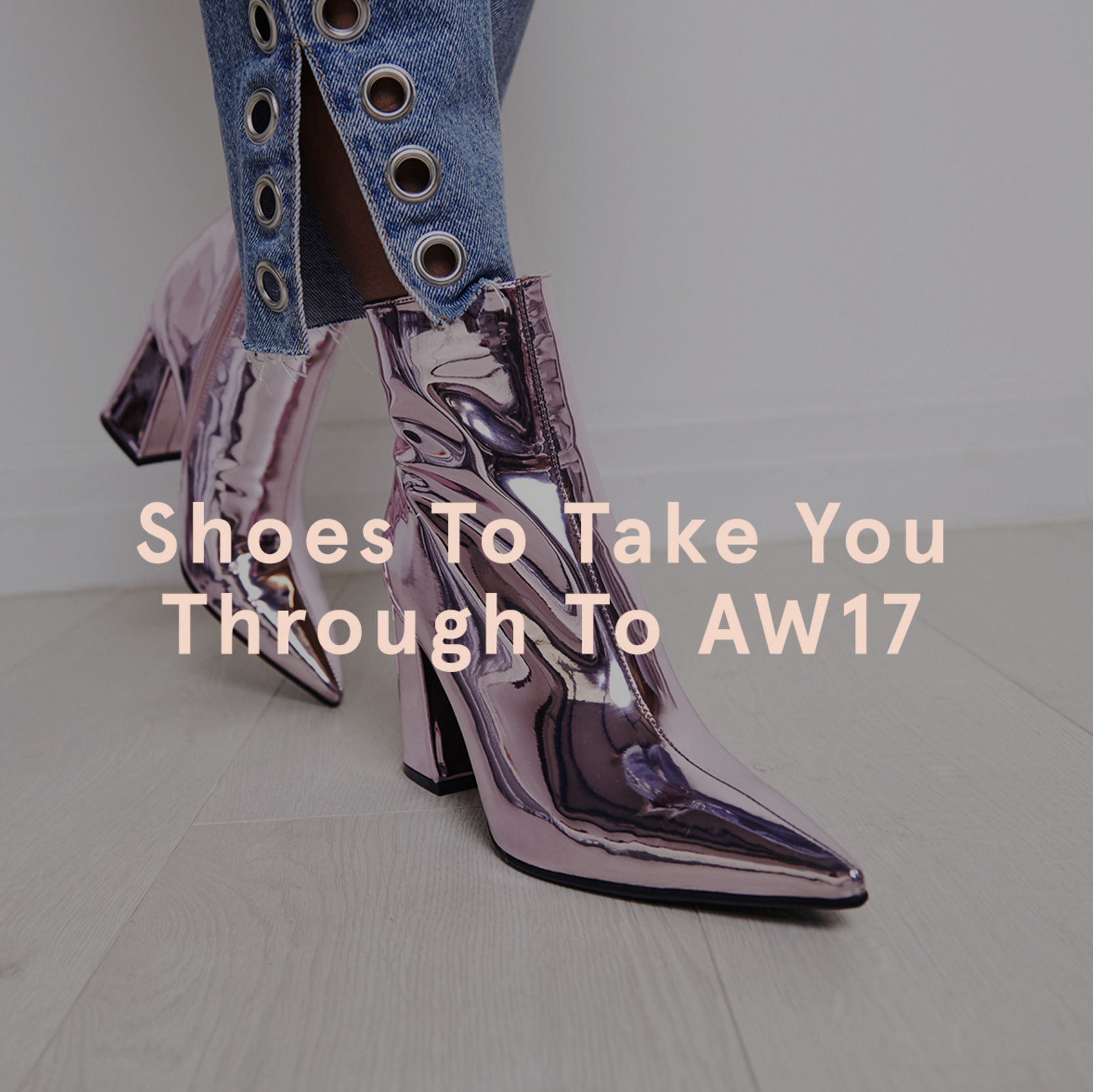 AW17 Shoes