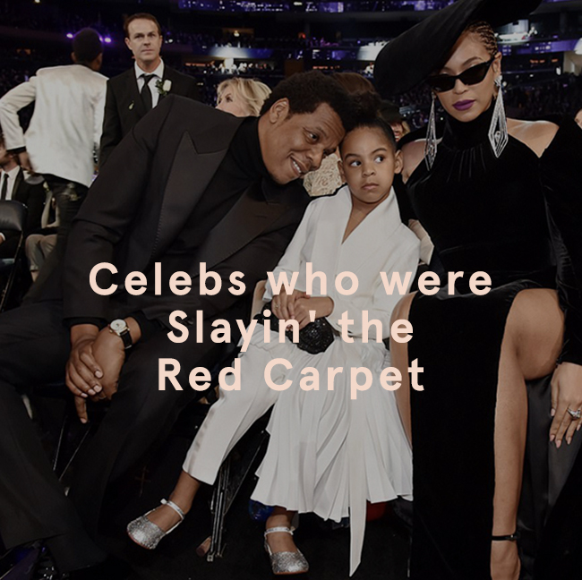 Celebs Slaying the Red Carpet | Ego